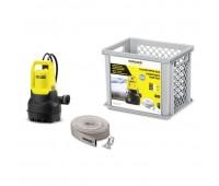 Дренажный насос для грязной воды Karcher SP Box комплект с дренажным насосом