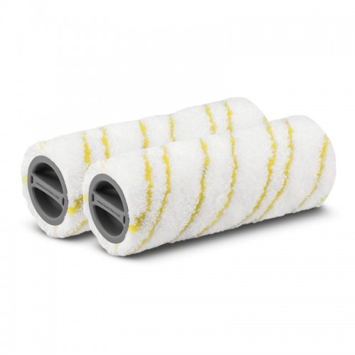 Комплект желтых роликовых щеток