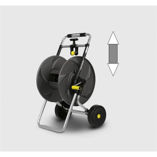 Металлическая тележка для шлангов HT80